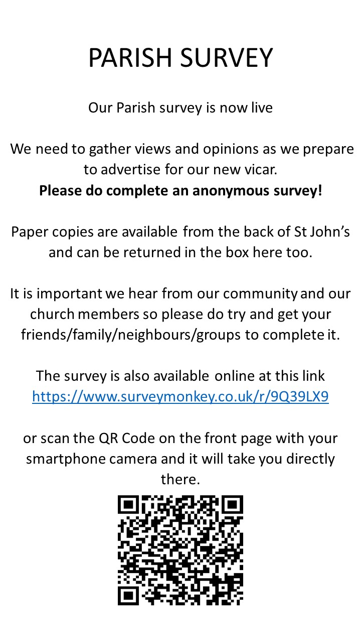 Parish Survey